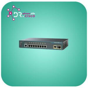 سوئیچ CISCO WS-C2960G-8TC-L از محصولات فروشگاه اینترنتی دکتر سیسکو