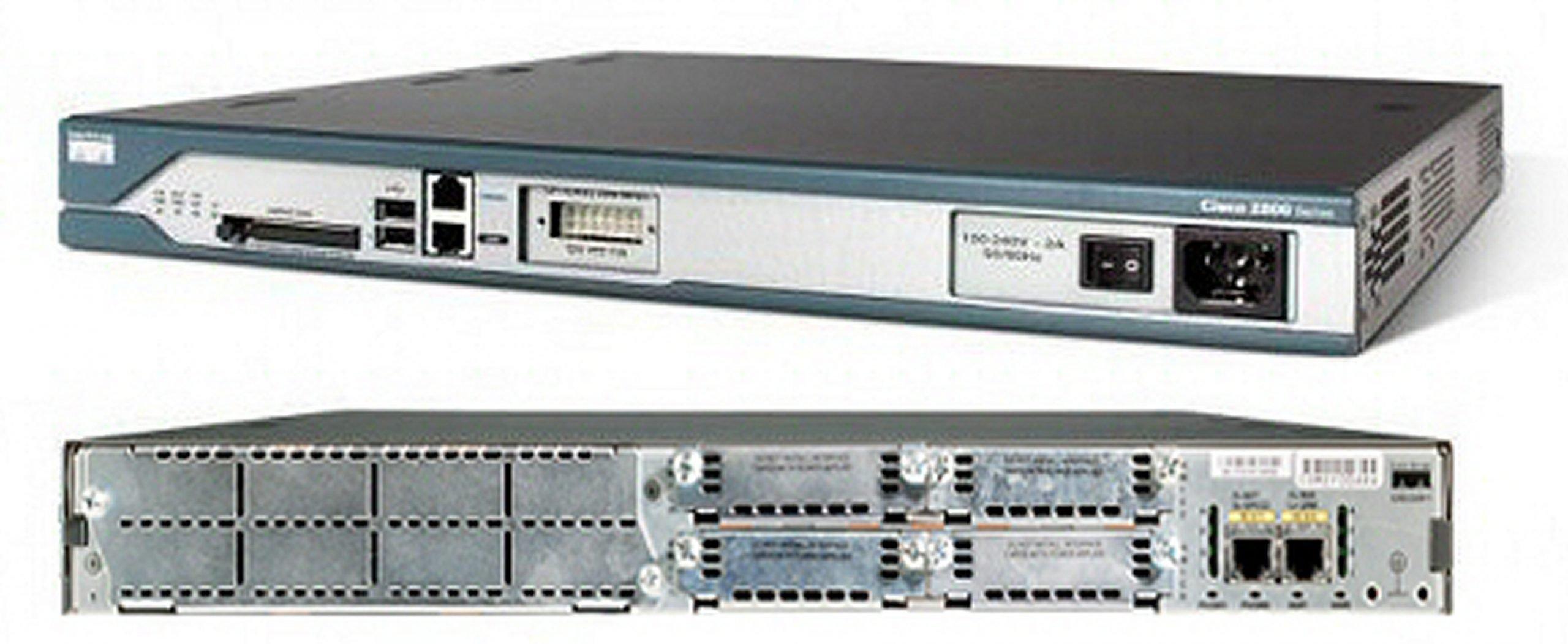 روتر سیسکو – CISCO Router 2811 - از محصولات فروشگاه اینترنتی دکتر سیسکو