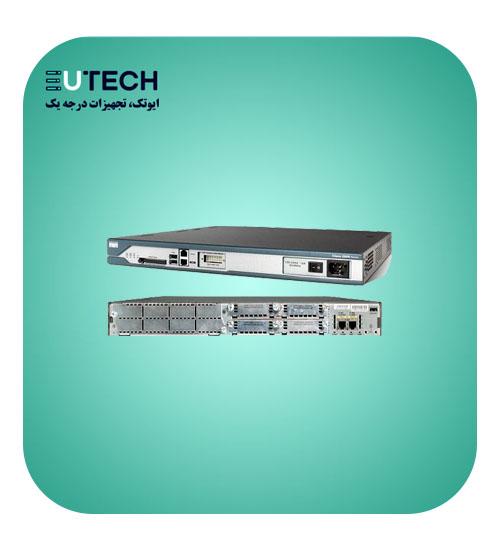 Cisco router 2811 - از محصولات فروشگاه اینترنتی ایوتک