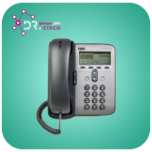 تلفن سیسکو Cisco 7911G - از محصولات فروشگاه اینترنتی دکتر سیسکو