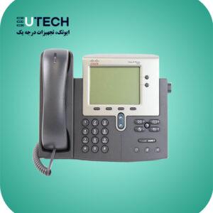 آی پی فون سیسکو مدل CISCO CP-7941G - از محصولات فروشگاه اینترنتی ایوتک