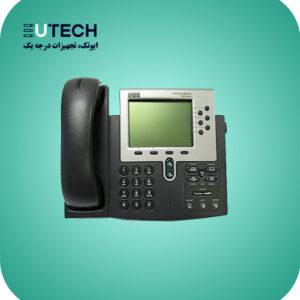 آی پی فون سیسکو مدل CISCO CP-7960G - از محصولات فروشگاه اینترنتی ایوتک