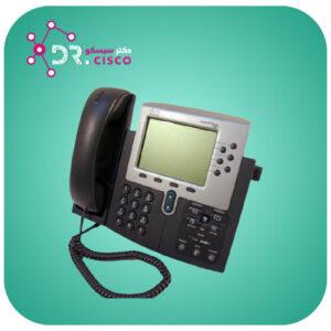 تلفن تحت شبکه سیسکو مدل Cisco Voip 7960- از محصولات فروشگاه اینترنتی دکتر سیسکو