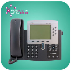 تلفن تحت شبکه سیسکو مدل Cisco Voip 7961 - از محصولات فروشگاه اینترنتی دکتر سیسکو