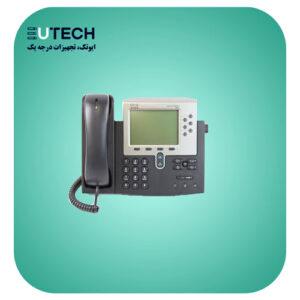 آی پی فون سیسکو مدل CISCO CP-7961G - از محصولات فروشگاه اینترنتی ایوتک