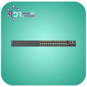 سوئیچ CISCO WS-C2960S-24TS-L ازمحصولات فروشگاه اینترنتی دکتر سیسکو