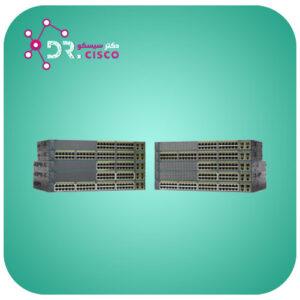 سوئیچ سیسکو CISCO WS-C2960-Plus 48TC-L از محصولات فروشگاه اینترنتی دکتر سیسکو