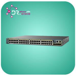 سوئیچ WS-2960S-48FPS-L از محصولات فروشگاه اینترنتی دکتر سیسکو