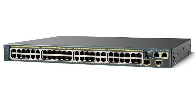 سوئیچ سیسکو - Cisco Switch WS-C2960S-48LPD-L - از محصولات فروشگاه اینترنتی دکتر سیسکو