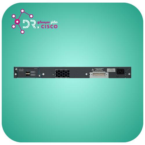 سوئیچ WS-2960S-48LPS-L از محصولات فروشگاه اینترنتی دکتر سیسکو