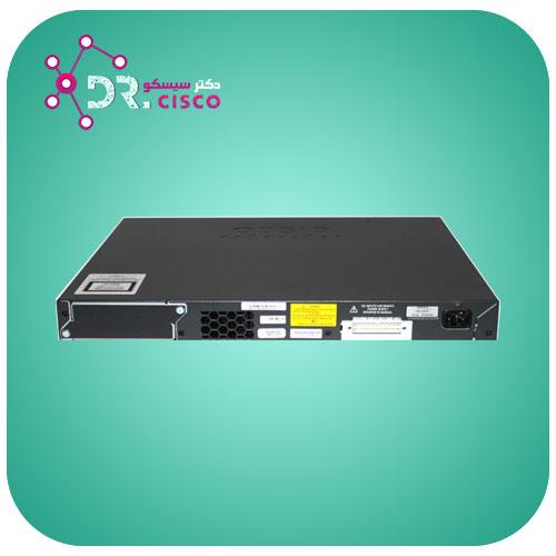 سوئیچ WS-2960X-48FPD-L از محصولات فروشگاه اینترنتی دکتر سیسکو