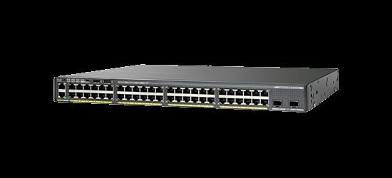 سوئیچ سیسکو CISCO WS-C2960X-48FPD-L - از محصولات فروشگاه اینترنتی دکتر سیسکو