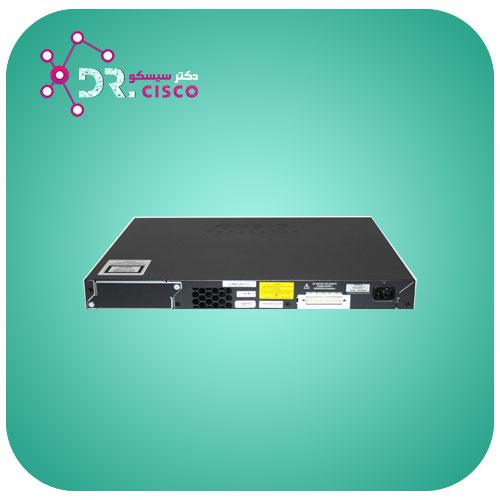 سوئیچ WS-2960X-48LPD-L از محصولات فروشگاه اینترنتی دکتر سیسکو