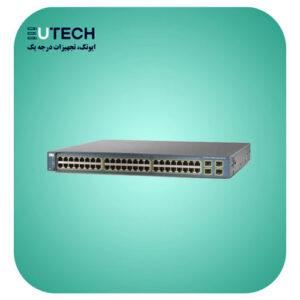 سوئیچ سیسکو مدل WS-C3560G-48PS-S - از محصولات فروشگاه اینترنتی ایوتک