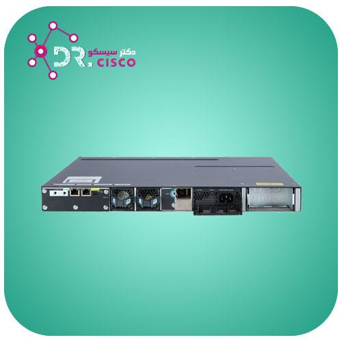 سوئیچ CISCO WS-C3560X-24P-S از محصولات فروشگاه اینترنتی دکتر سیسکو