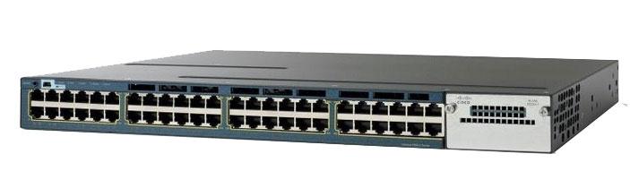 سوئیچ CISCO WS-C3560X-48PF-S - از محصولات فروشگاه اینترنتی دکتر سیسکو