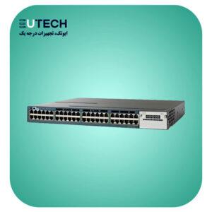 سوئیچ CISCO WS-C3560X-48T-S - از محصولات فروشگاه اینترنتی ایوتک