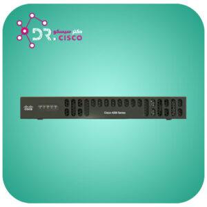 روتر سیسکو - CISCO ISR 4221/K9 - از محصولات فروشگاه اینترنتی دکتر سیسکو