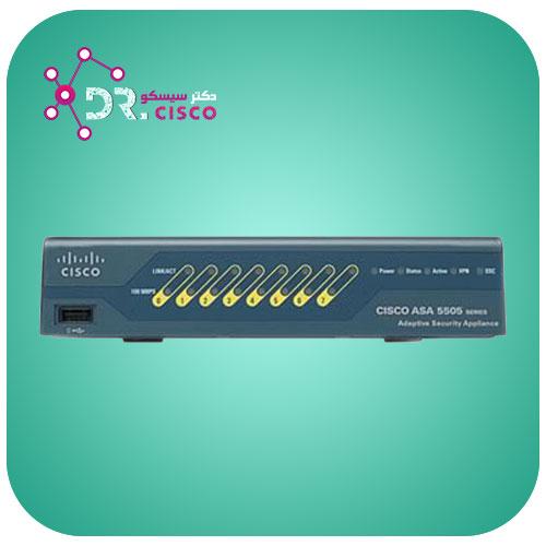 فایروال سیسکو ASA5505-BUN-K9 - از محصولات فروشگاه اینترنتی دکتر سیسکو