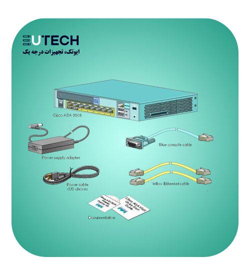 فایروال سیسکو ASA5505-BUN-K9 از محصولات فروشگاه اینترنتی ایوتک