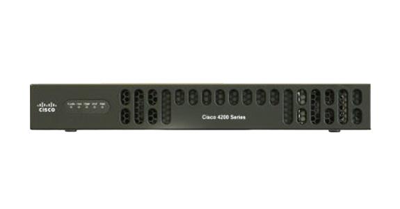 روتر سیسکو - CISCO ISR 4221/K9 - از محصولات فروشگاه اینترنتی دکترسیسکو