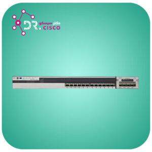 سوئیچ CISCO WS-C3750X-12S-S از محصولات فروشگاه اینترنتی دکتر سیسکو