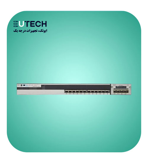 سوئیچ CISCO WS-C3750X-12S-S - ازمحصولات فروشگاه اینترنتی ایوتک