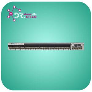 سوئیچ سیسکو WS-C3750X-24S-S - از محصولات فروشگاه اینترنتی دکتر سیسکو