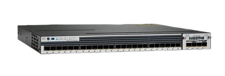 سوئیچ سیسکو CISCO WS-C3750X-24S-S - از محصولات فروشگاه اینترنتی دکتر سیسکو