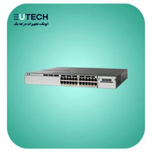 سوئیچ CISCO WS-C3750X-24T-S - از محصولات فروشگاه اینترنتی ایوتک