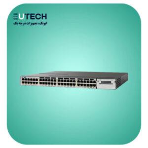 سوئیچ CISCO WS-C3750X-48T-S - از محصولات فروشگاه اینترنتی ایوتک