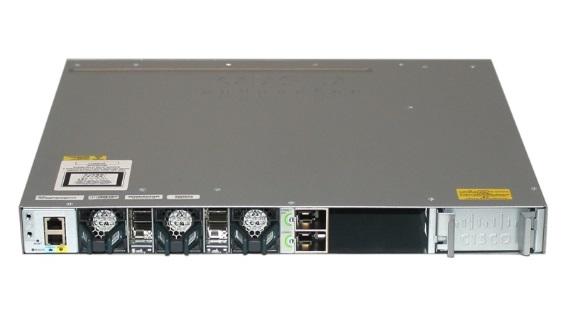 سوئیچ سیسکو CISCO  WS-C3850-12S-S  - از محصولات فروشگاه اینترنتی دکتر سیسکو