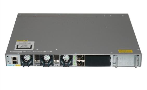 سوئیچ سیسکو  CISCO WS-C3850-48T-S - از محصولات فروشگاه اینترنتی دکتر سیسکو