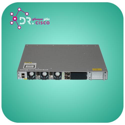 سوئیچ سیسکو WS-C3850-48T-S- از محصولات فروشگاه اینترنتی دکتر سیسکو