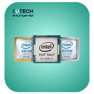 پردازنده اینتل زئون Intel Xeon E5-2609 V2 - از محصولات فروشگاه اینترنتی ایوتک