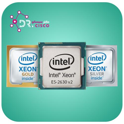 پردازنده اینتل زئون Intel Xeon E5-2630 V2 - از محصولات فروشگاه اینترنتی دکتر سیسکو