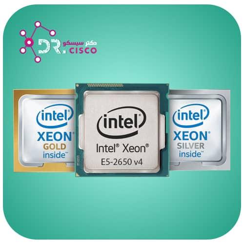 پردازنده اینتل زئون Intel Xeon E5-2650 V4 - از محصولات فروشگاه اینترنتی دکتر سیسکو