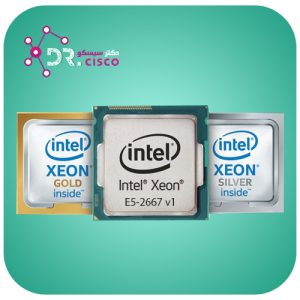 پردازنده اینتل زئون Intel Xeon E5-2667 V1 - از محصولات فروشگاه اینترنتی دکتر سیسکو