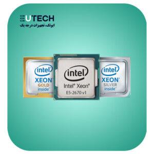 پردازنده اینتل زئون Intel Xeon E5-2670 V1 - از محصولات فروشگاه اینترنتی ایوتک