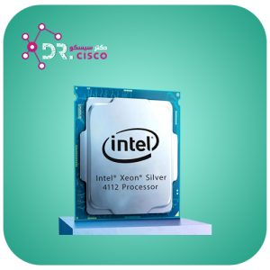 پردازنده Intel Xeon Silver 4112 - از محصولات فروشگاه اینترنتی دکتر سیسکو