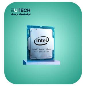 پردازنده Intel Xeon Silver 4114 -از محصولات فروشگاه اینترنتی ایوتک