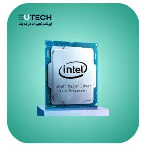 پردازنده Intel Xeon Silver 4116 -از محصولات فروشگاه اینترنتی ایوتک