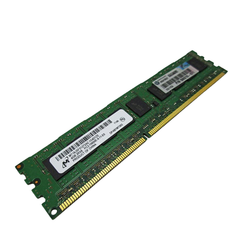 رم اچ پی (HP 4GB DDR3-1333 (10600R - از محصولات فروشگاه اینترنتی دکتر سیسکو