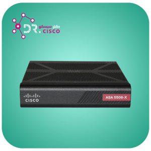 فایروال سیسکو Cisco - ASA 5506-K9 - از محصولات فروشگاه اینترنتی دکتر سیسکو