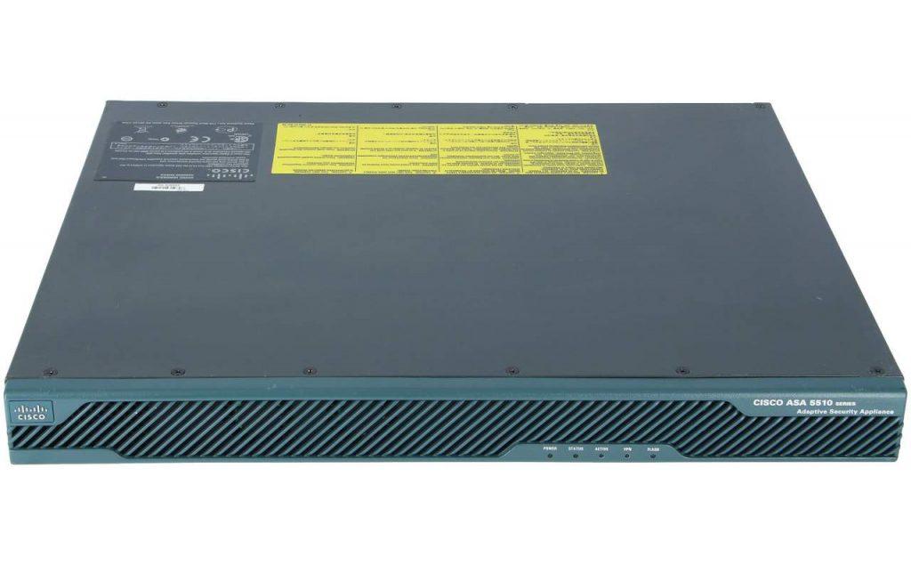 فایروال سیسکو ASA 5510-K9 - از محصولات فروشگاه اینترنتی دکتر سیسکو