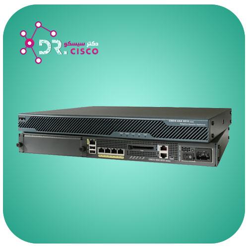 فایروال سیسکو ASA5510-K9 - از محصولات فروشگاه اینترنتی دکتر سیسکو
