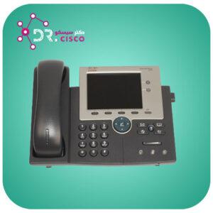 تلفن سیسکو Cisco 7945G - از محصولات فروشگاه اینترنتی دکتر سیسکو