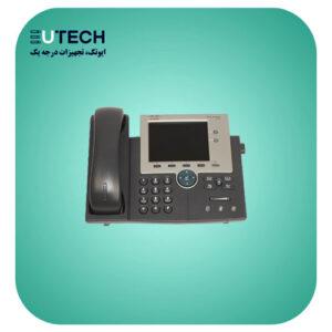 آی پی فون CISCO CP-7945G از محصولات فروشگاه اینترنتی ایوتک