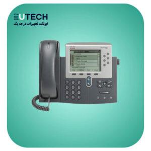 آی پی فون CISCO CP-7962G از محصولات فروشگاه اینترنتی ایوتک