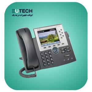 آی پی فون CISCO CP-7965G از محصولات فروشگاه اینترنتی ایوتک